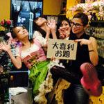 府中スナックぷらりん星-2015.12 クリスマスイベント1